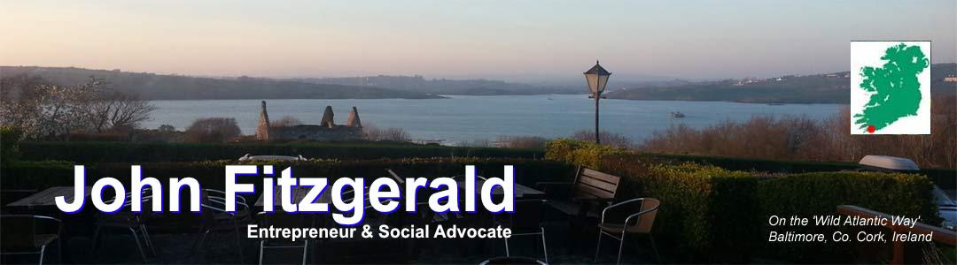 John FitzGerald - ICT Advocate, Entrepreneur